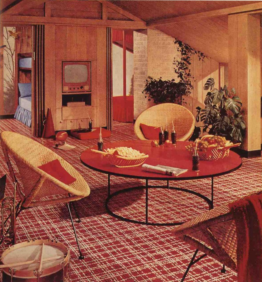 Kelly's Attic Retro Renovation: Ideas For Vintage Fans