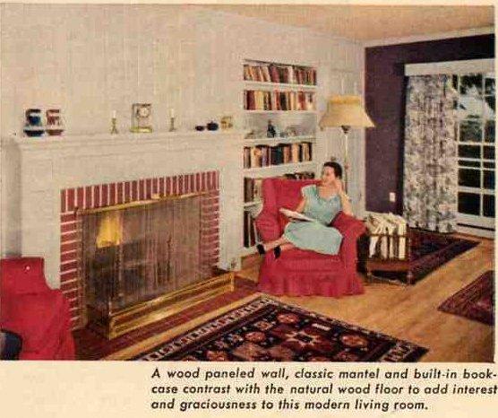 1953 storybook ranch home