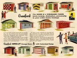 vintage 1955 garage doors ror ranch homes and colonial homes