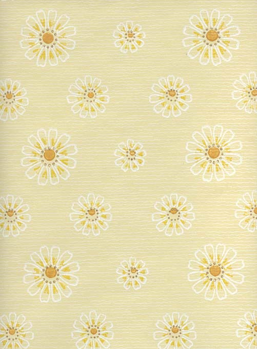 vintage wallpaper for a 50s 60s home