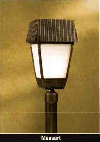 60s style exterior lighting Hanover