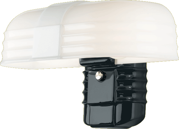retro style wall sconce from rejuvenation