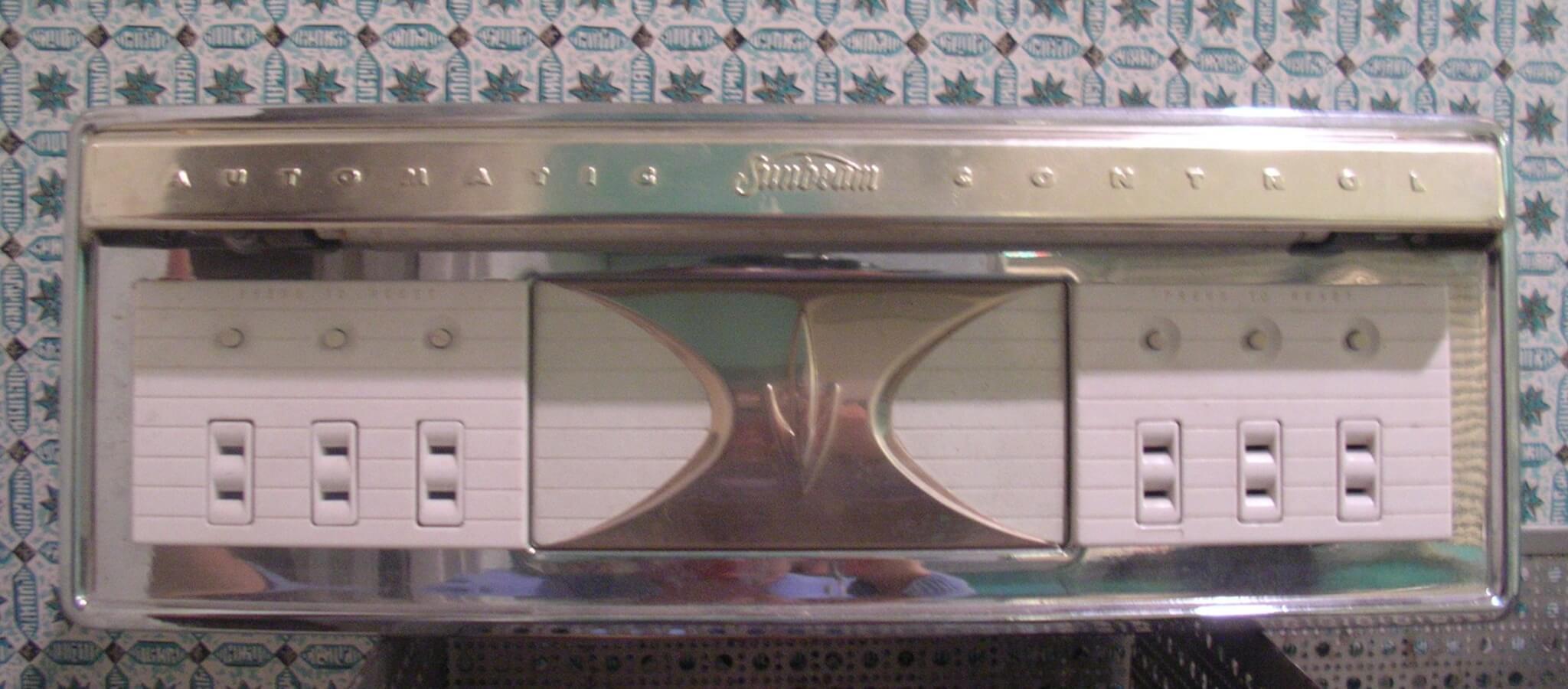 mint-in-box Sunbeam appliance center