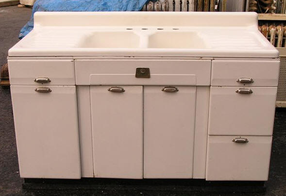 Another Option Is The Porcelain Sink With Integral Backsplash And