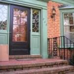 Alice\'s front doorway