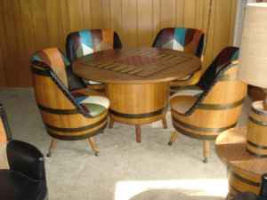 Barrel Furniture Pdf Woodworking