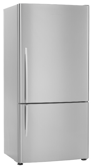A Refrigerator For Tight Spaces Fisher Paykel Curved
