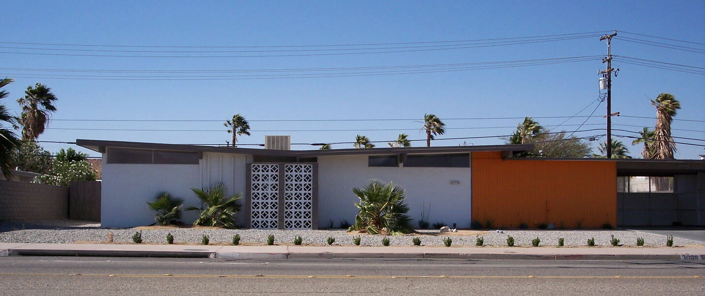 Palm Springs Modernism Week He Insiders Rchitecture Guide