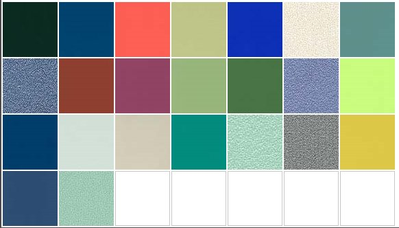 paint sherwin wallpaper williams. Sherwin Williams Suburban Modern paint colors: #1 for 50s style retro paint