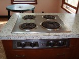 vintage cooktop