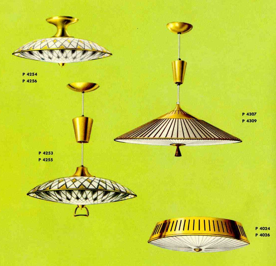Great Retro Pull Down Lights For Your Kitchen, From