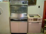 Search for pink appliances on clist, ebay and through our growing Retro Renovation network