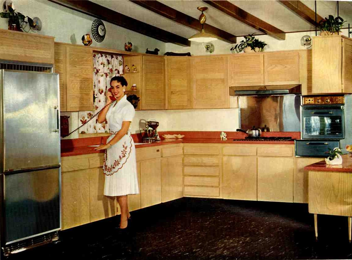 1960s Inspiration Kitchens Retro Renovation