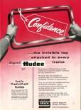 1958 hudee ring ad