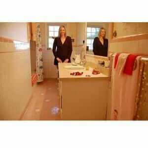 50s pink bathroom lexington kentucky