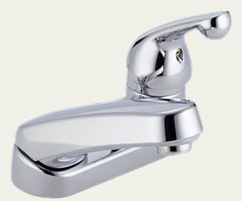 retro bathroom faucet with shampoo sprayer