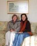 Sumac Sue, left, and Pam