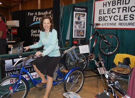 Electric Bikes Eugene Oregon hybrid electric bicycle