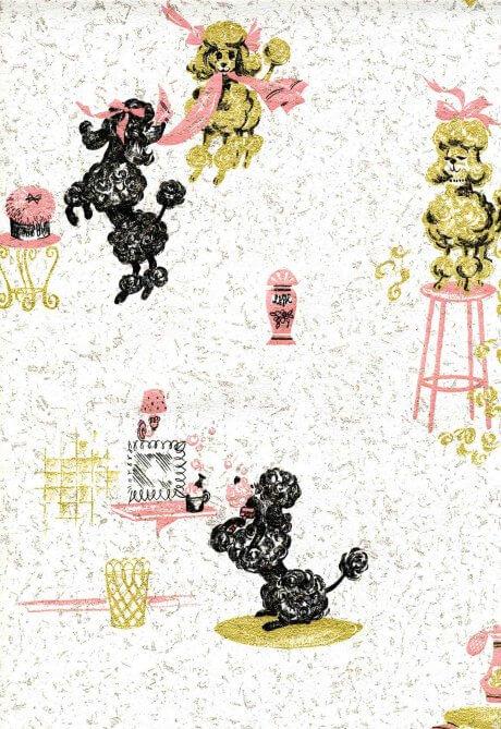 vintage-pink-poodle-wallpaper-7