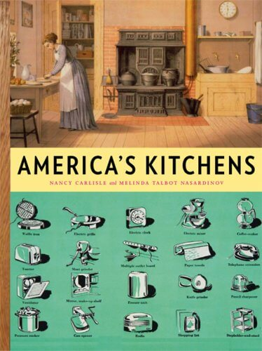 history of american kitchens