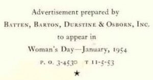 batten-barton-durstine-and-osborn-advertising-agency