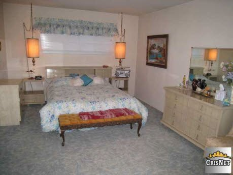 1950 Hollywood Regency Bedroom HomeDesignPictures