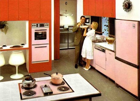 Soffits Midcentury Kitchens Need Them Retro Renovation