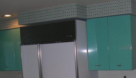 Soffits Midcentury kitchens need them Retro Renovation