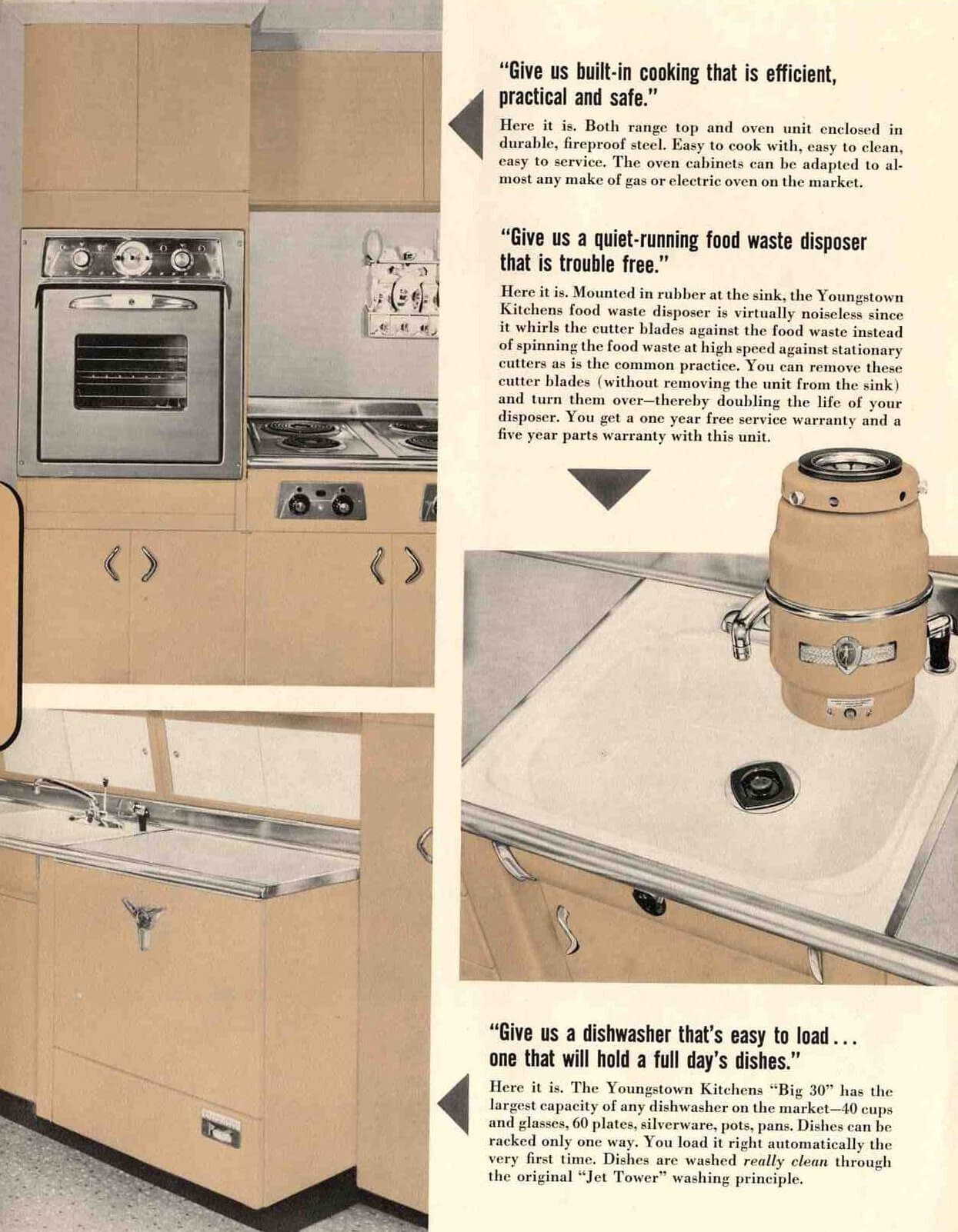 Youngstown kitchens monterey cabinets retro renovation for Kitchen cabinets youngstown ohio