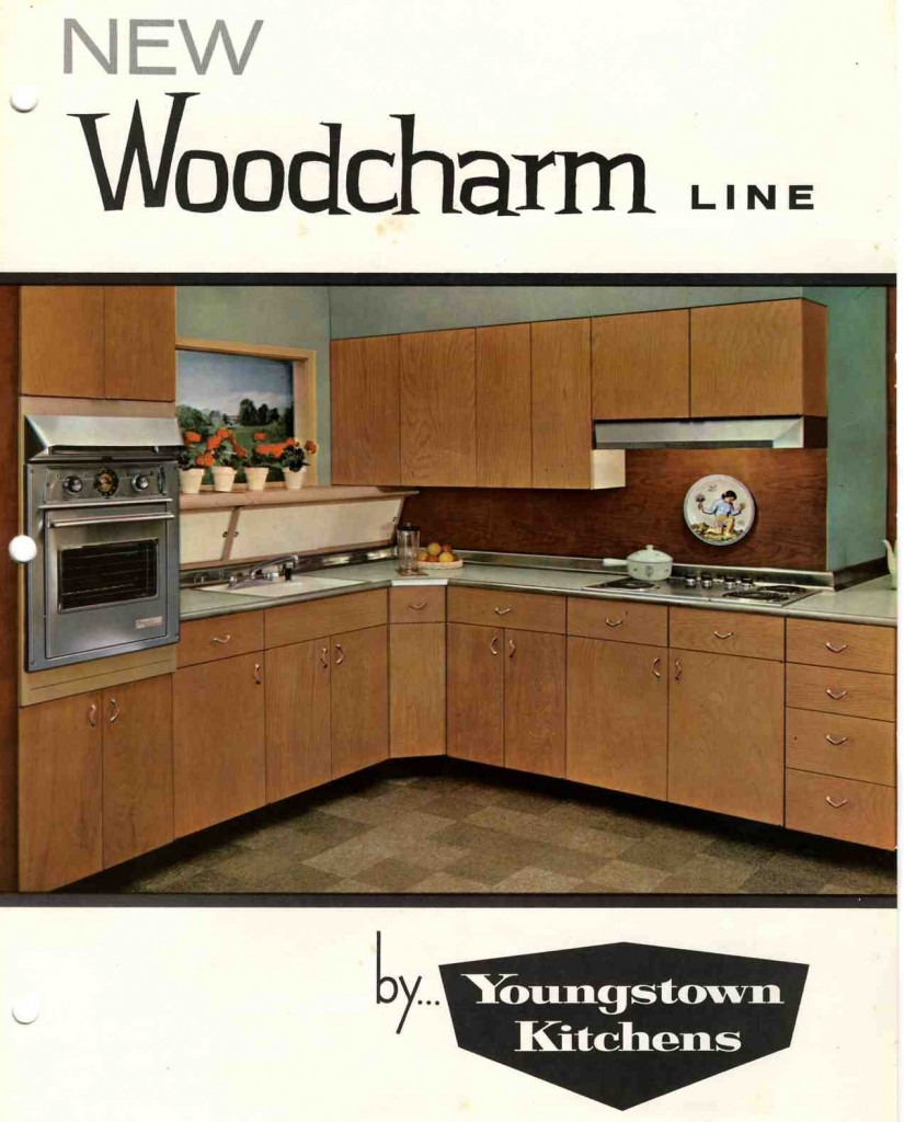 Youngstown kitchens woodcharm line retro renovation for Kitchen cabinets youngstown ohio