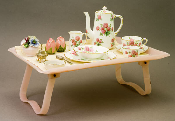 Mamie's tea tray - Gettysburg