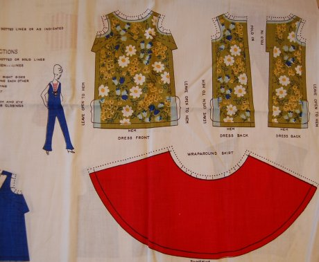 Vintage Dress Patterns Free on Printable Barbie Clothes Patterns   Erisanation Com   Rethinking