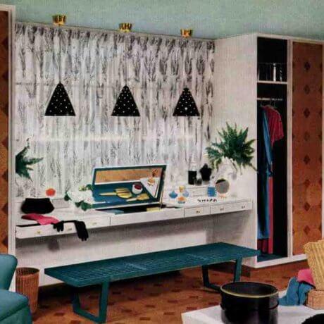 mid-century-bedroom-nook