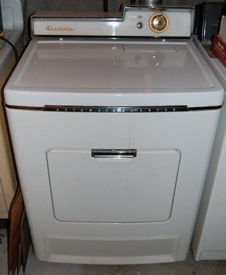 kenmore dryer machine