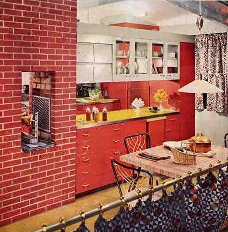 Metal Kitchen Cabinets A Short History Of Steel Kitchen Cabinets