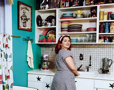 Rockabilly Kitchen Decor