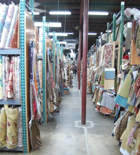 Shopping At Osgood Textiles For Drapery And Upholstery