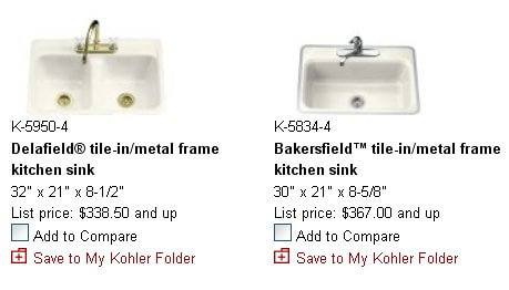 discount undermount sinks for campers rvs