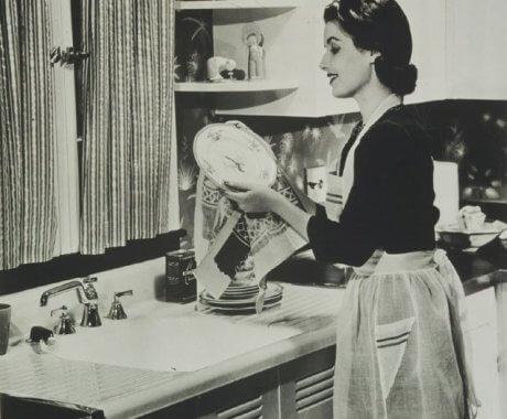 excellent 1930s kitchen | Felicita Park Home for Sale.. page 2