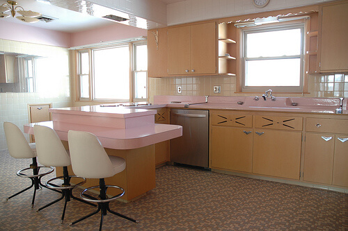 1962 Ge Time Capsule Kitchen For Sale Retro Renovation