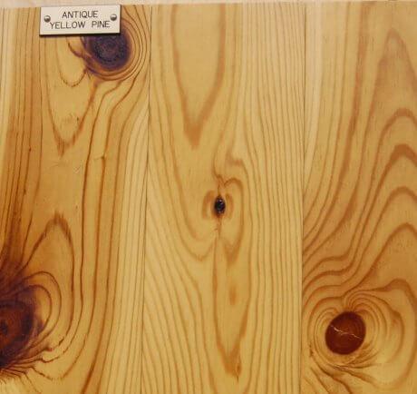 Vintage Heart Pine Vs Today S Knotty Pine Retro Renovation