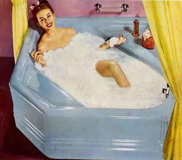 Choosing a bath tub big enough to soak in i change my for How big is a standard tub