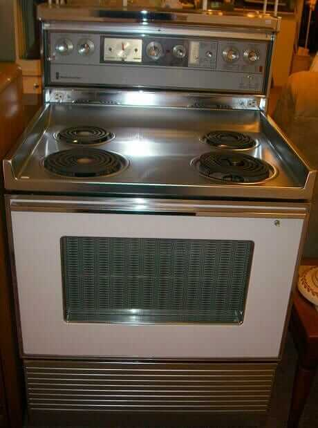 Vintage Electric Stoves ~ Vintage quot kenmore electric stove at ron s retro renovation