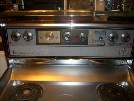 Vintage 30 Quot Kenmore Electric Stove At Ron S Retro Renovation