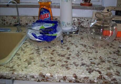 1960s quartz countertop