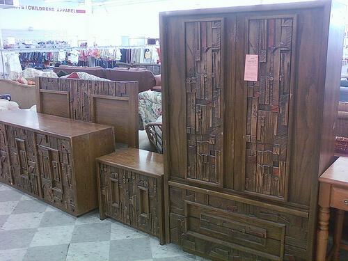 lane brutalist furniture