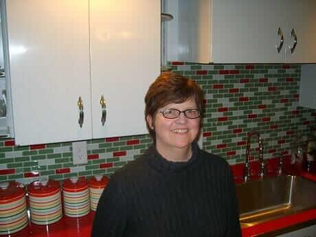 renovating a 1950s kitchen