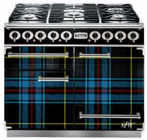 tartan falcon range cooker