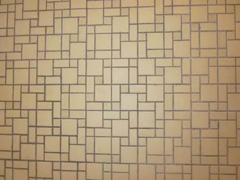 daltile mosaic bathroom floor tile