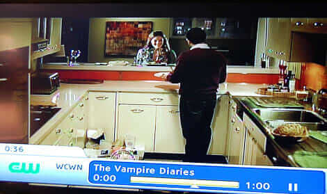 vintage geneva kitchen cabinets spotted in a target commercial